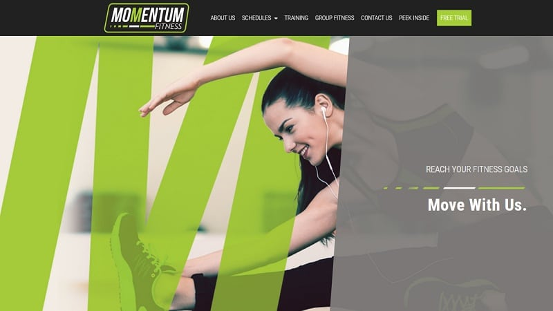 MOMENTUM FITNESS - JoseOne - SEO is our middle name